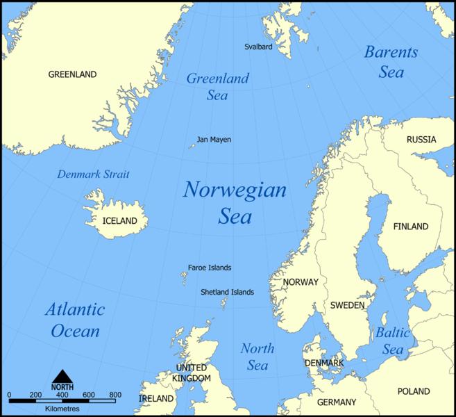 island atlantik ozean